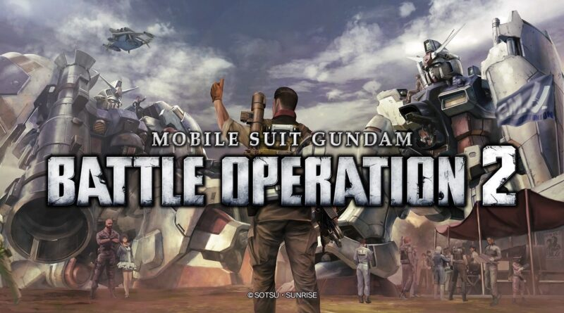 Mobile Suit Gundam Battle Operation 2 PS5 meniac news