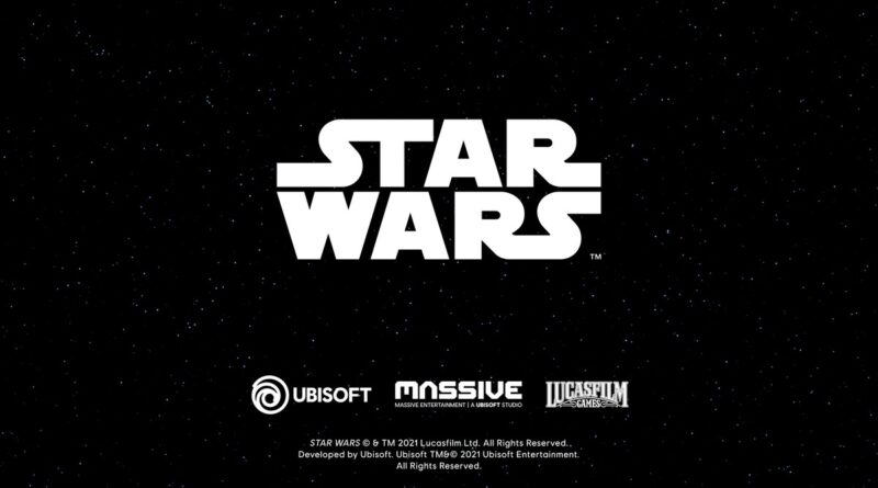 Ubisoft Lucasfilms star wars new game meniac news