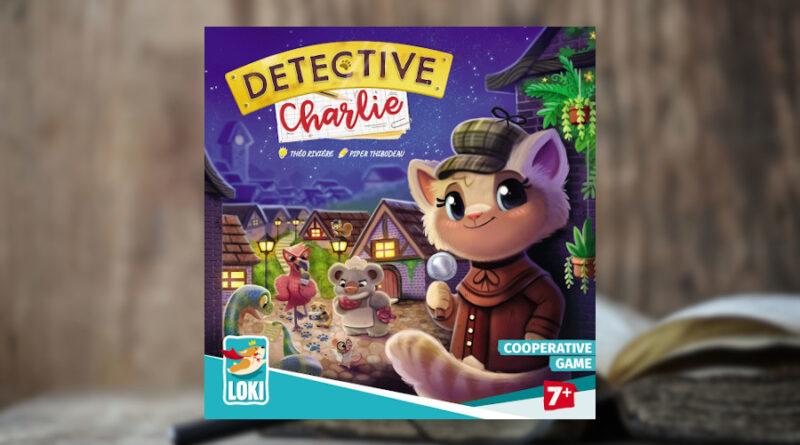 detective charlie boardgame meniac news