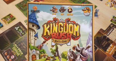kingdom rush rift in time recensione meniac cover