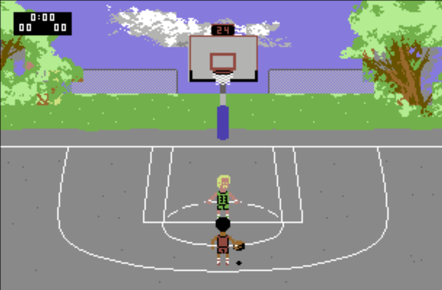 one on one 2k meniac retrogames news 1