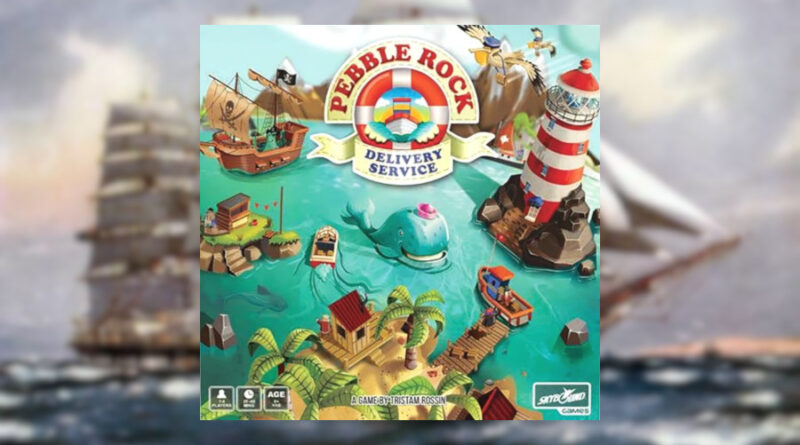 peeble rock delivery service meniac boardgames news