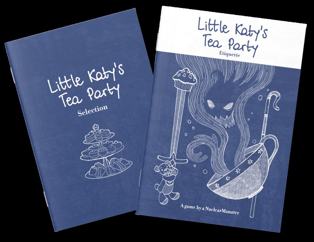 Little Katy s Tea Party RPG meniac news