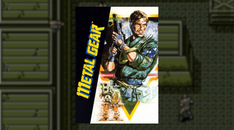 Metal Gear Amiga 500 porting meniac retrogames news