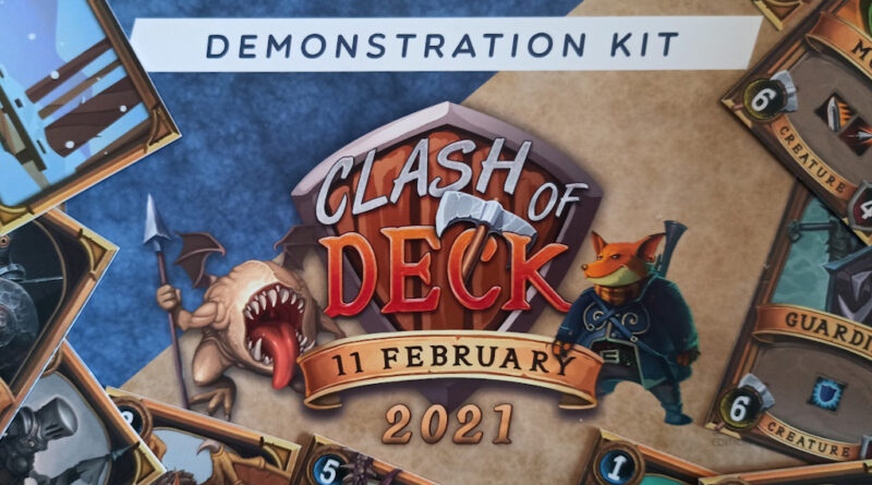 clash of deck definitive edition preview meniac