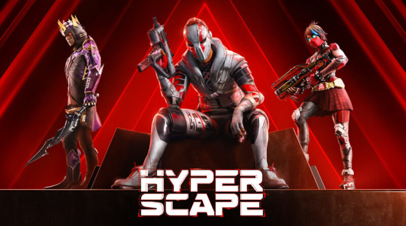 hyper scape shadow rising meniac news cover