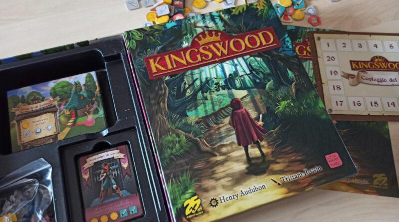 kingswood meniac recensione