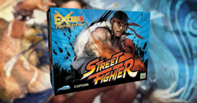 studio supernova news q1 2021 exceed street fighter meniac