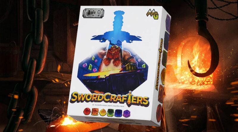 swordcrafters meniac boardgames news