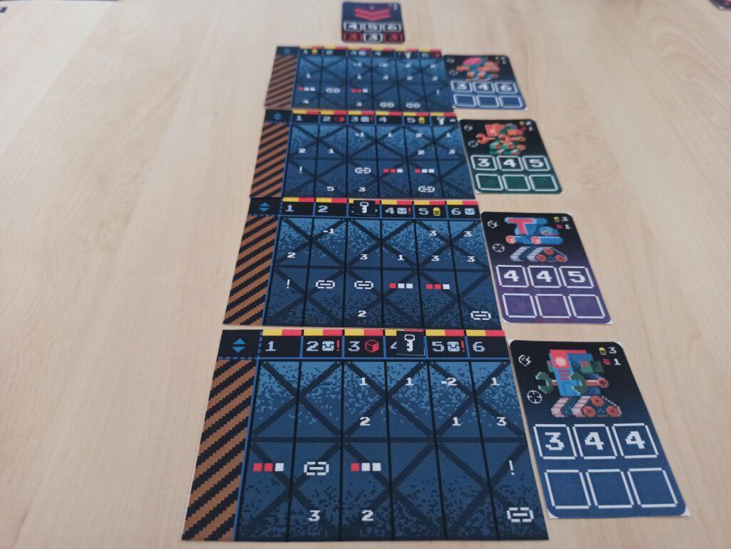 Arcade Blue Collection meniac preview 4
