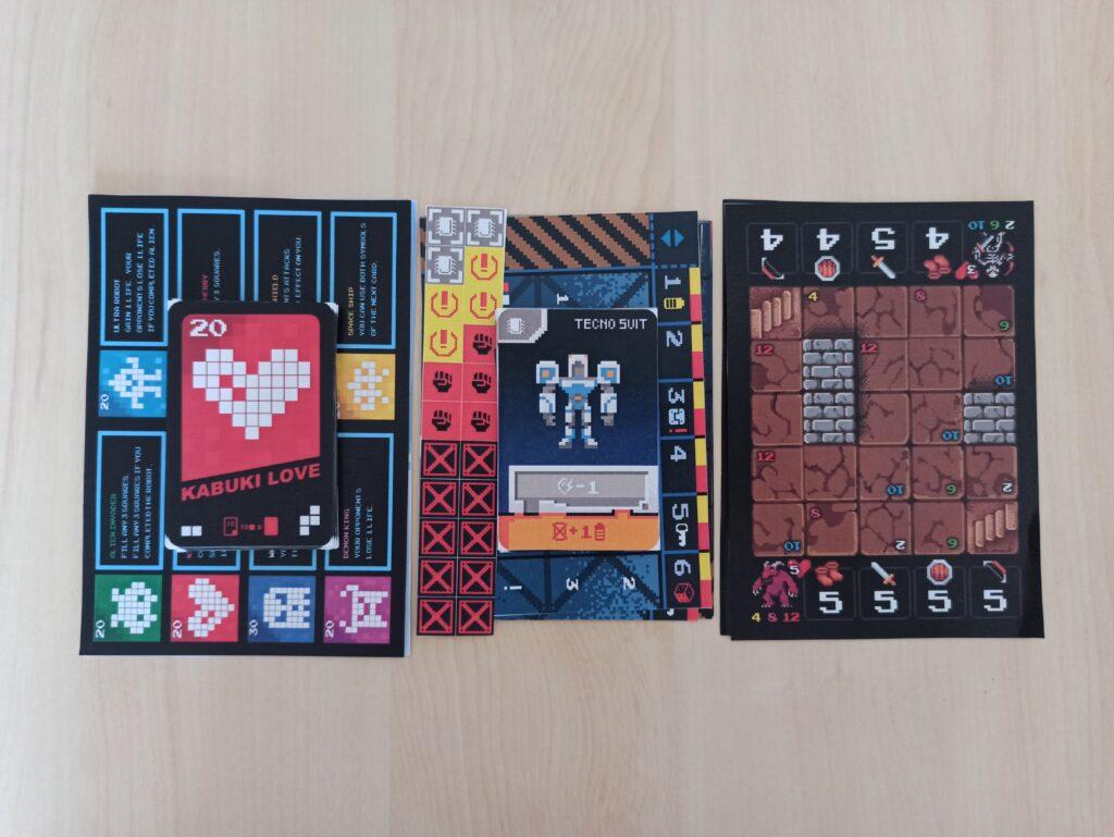 Arcade Blue Collection meniac preview 7