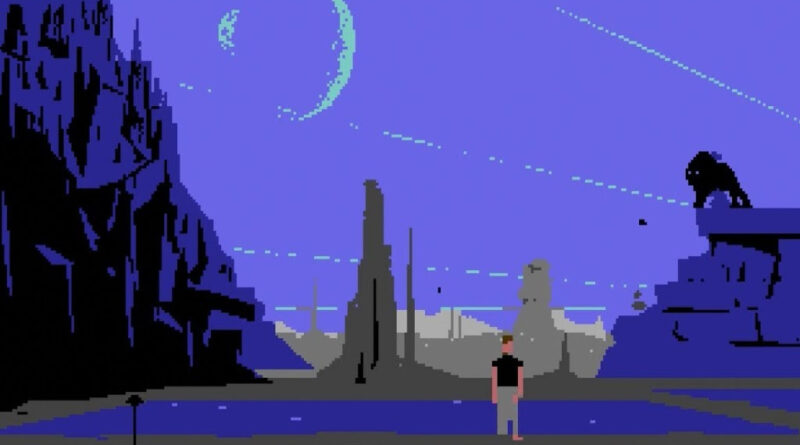 another world c64 update meniac news