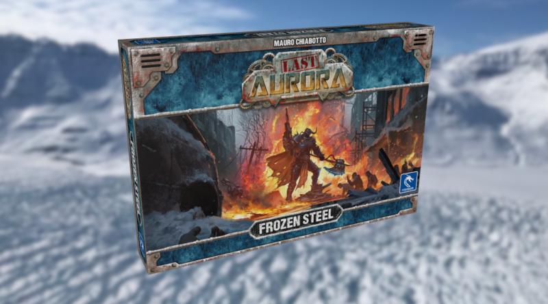 last aurora frozen steel meniac news