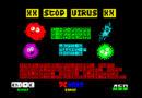 stop virus ZX meniac retrogames news