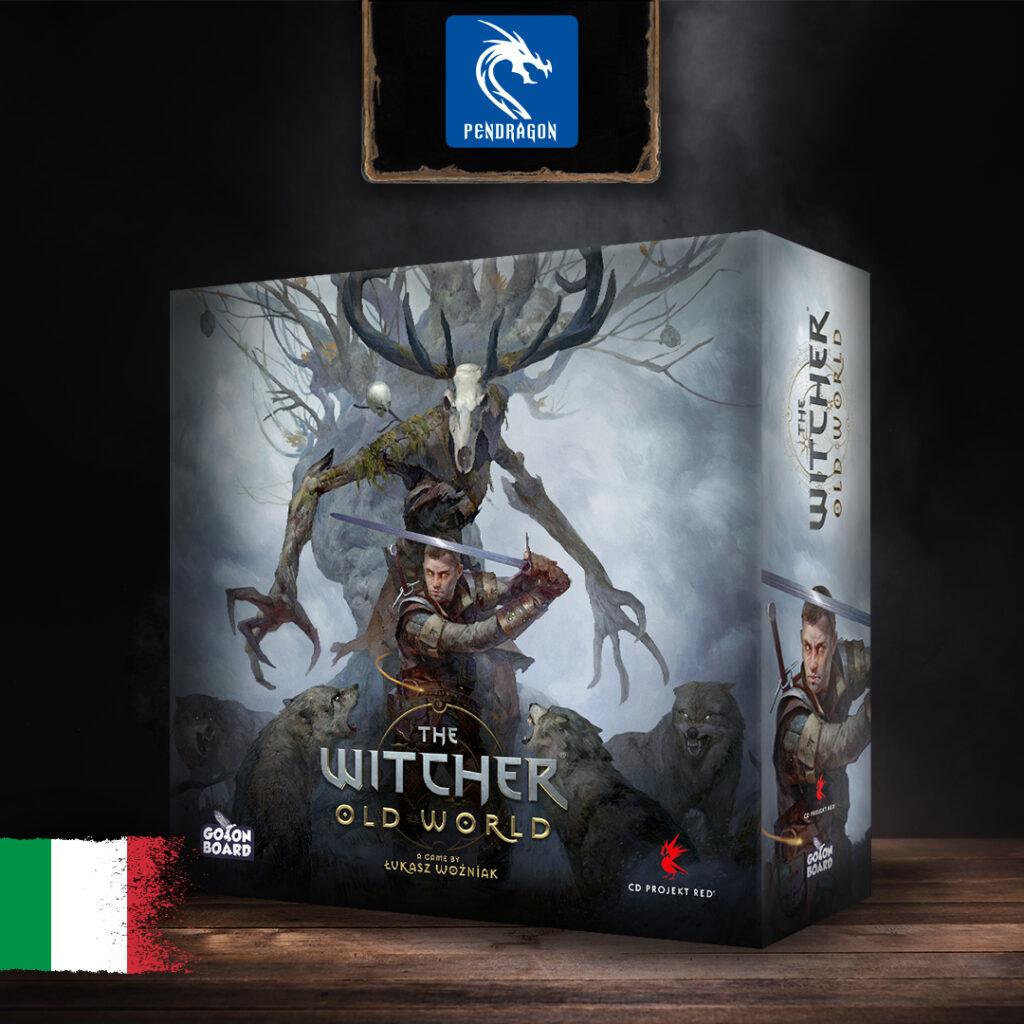 the witcher the old world italiano meniac news