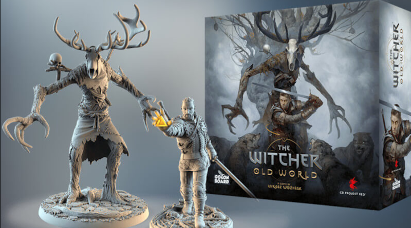 the witcher the old world italiano meniac news