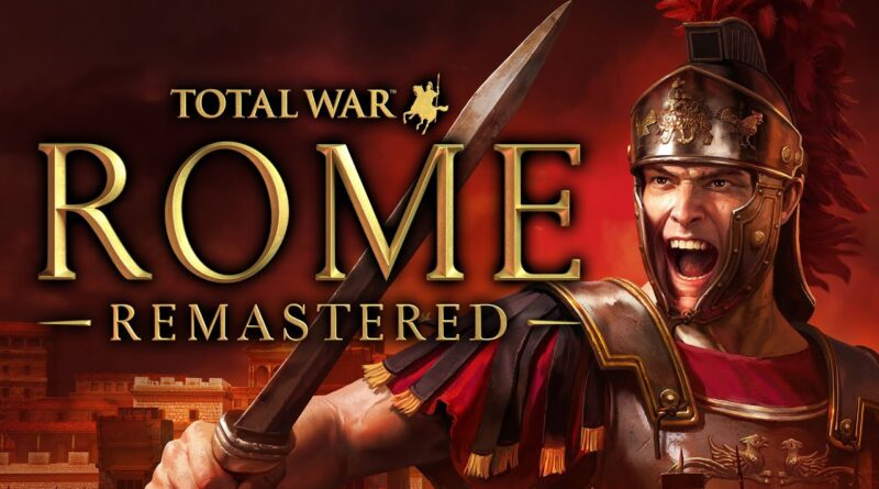 total war rome remastered meniac news