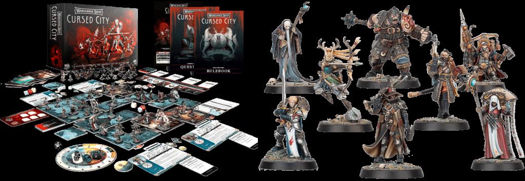warhammer quest cursed city meniac news 3