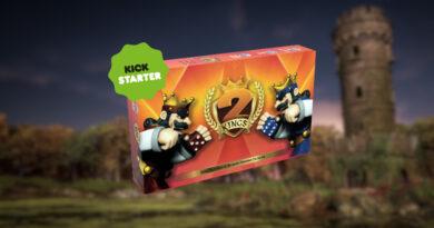 2 kings kickstarter new campaign meniac news cover