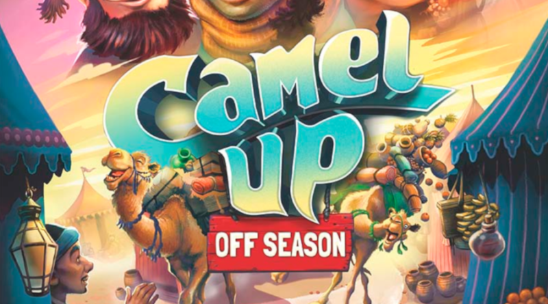 Camel Up Off Season meniac news