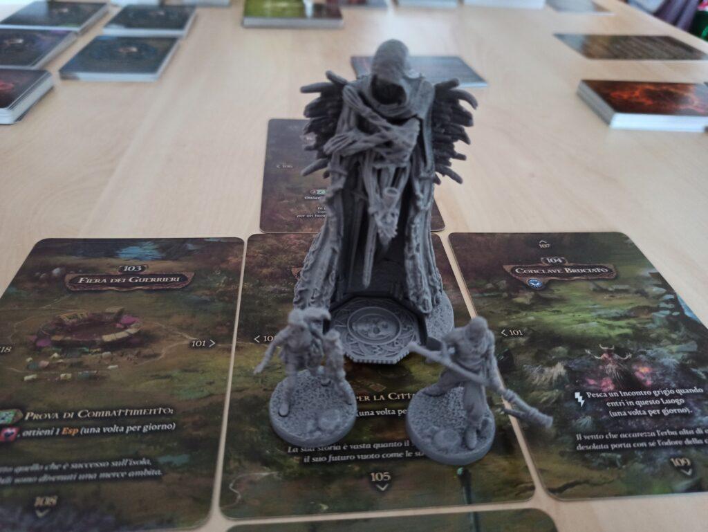 Tainted Grail La Caduta di Avalon meniac recensione 3