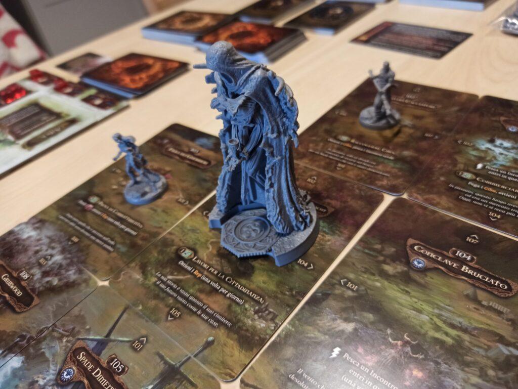Tainted Grail La Caduta di Avalon meniac recensione 8