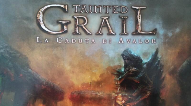 Tainted Grail La Caduta di Avalon meniac recensione