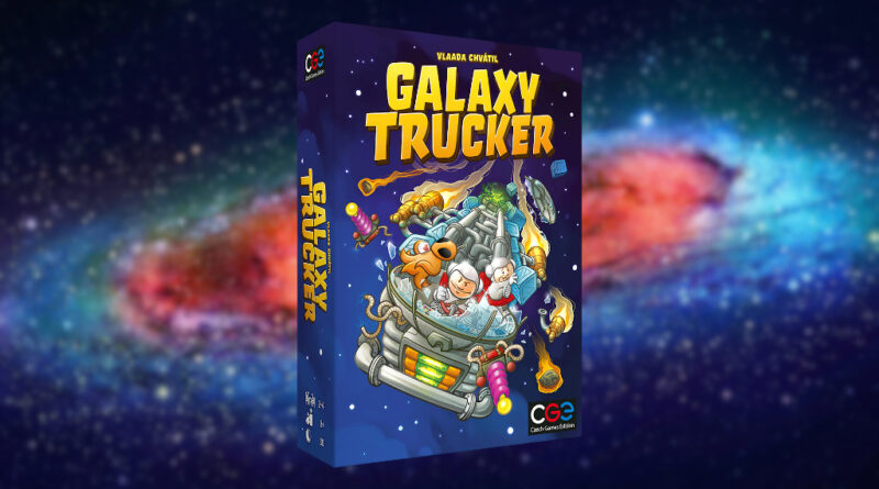 galaxy trucker meniac news