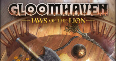 gloomhaven jaws of the lion italiano meniac news