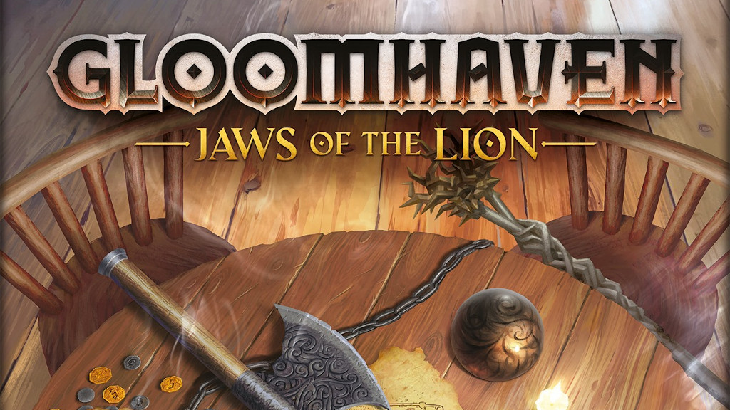 gloomhaven jaws of the lion italiano meniac news