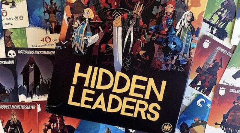 hidden leaders meniac news
