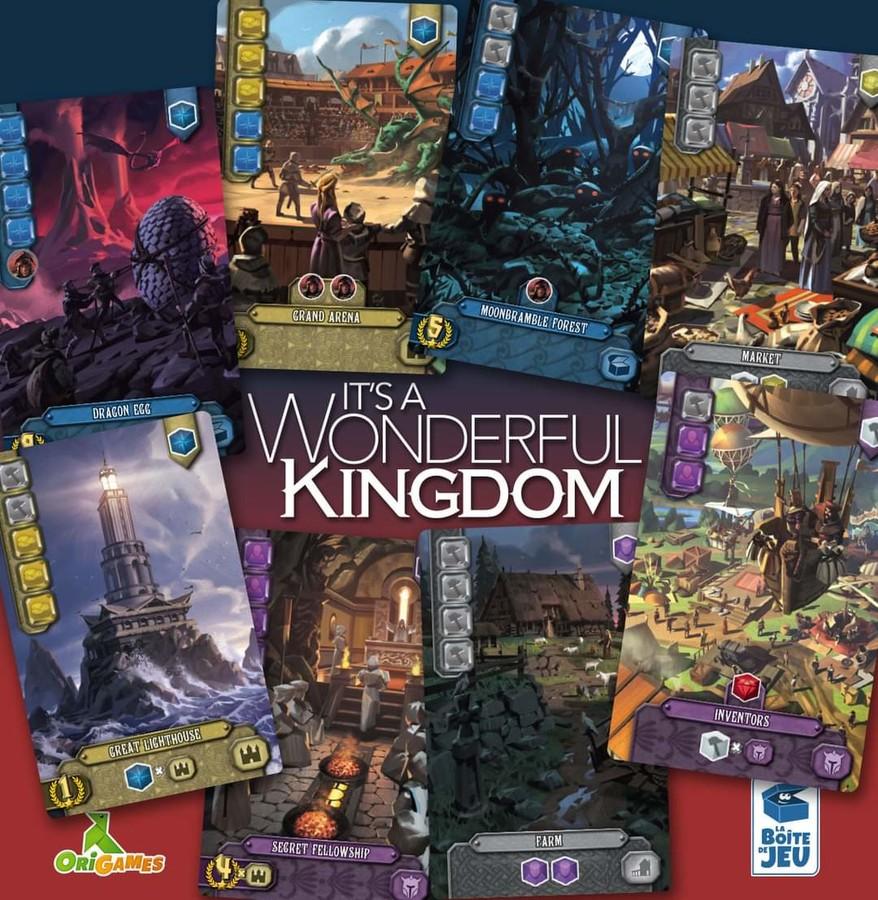 its a wonderful Kingdom meniac news 2