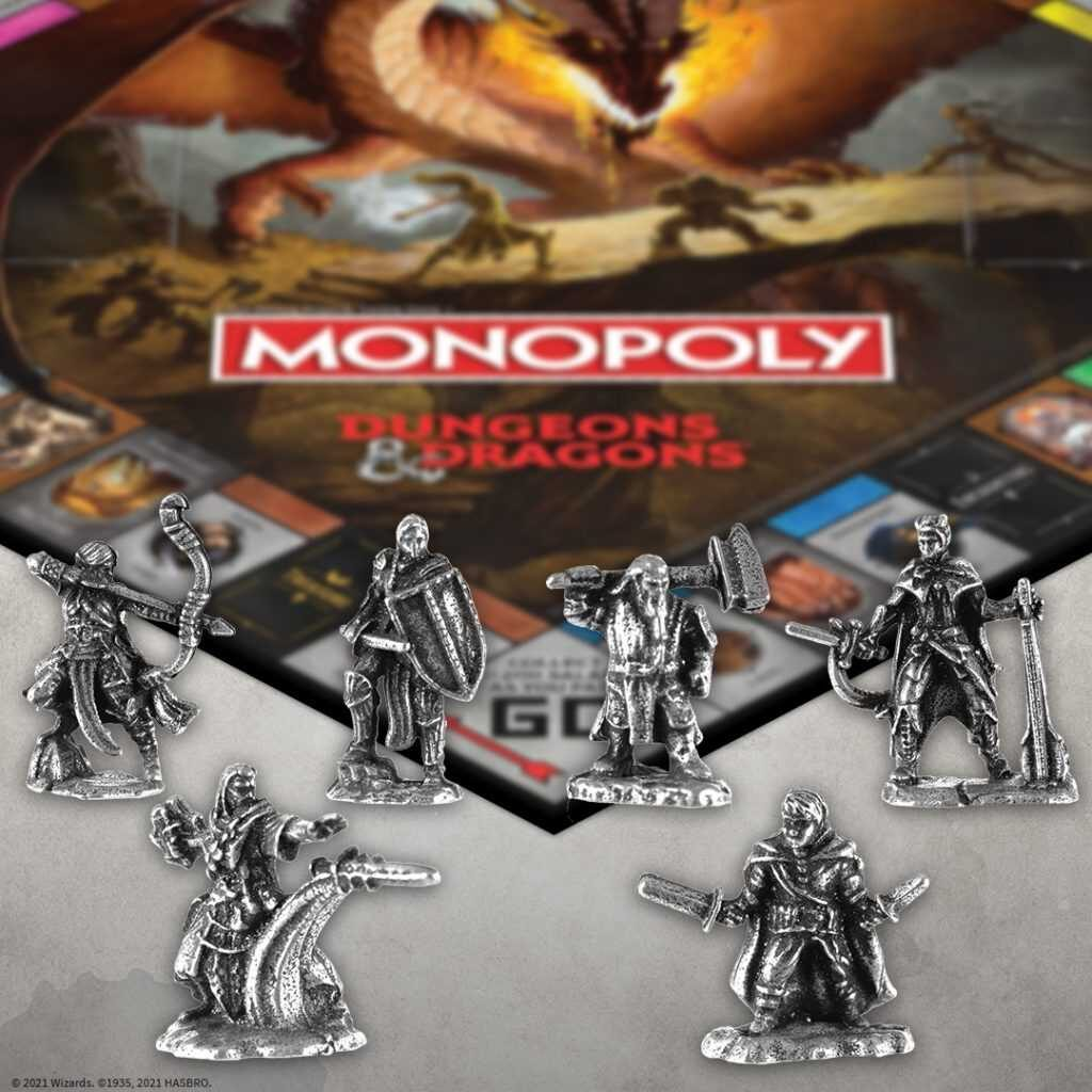 monopoly dungeons and dragons meniac news 2