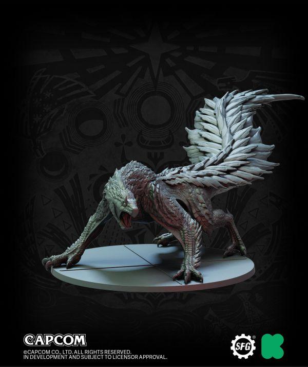 monster hunter world the board game kickstarter meniac news