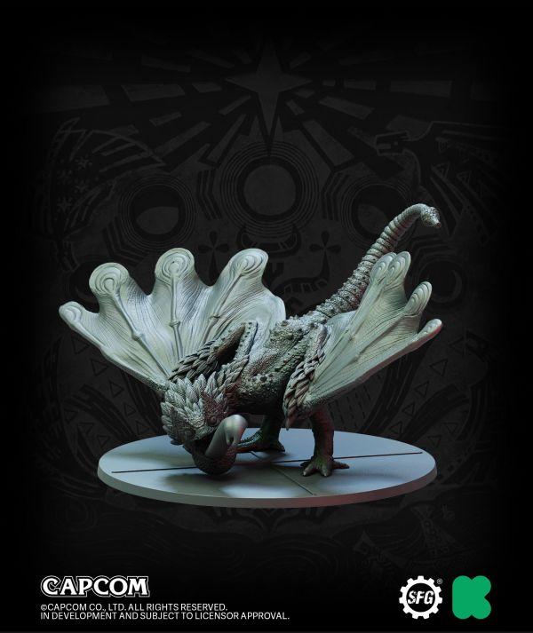 monster hunter world the board game kickstarter meniac news 1