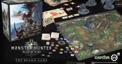 monster hunter world the board game kickstarter meniac news 2