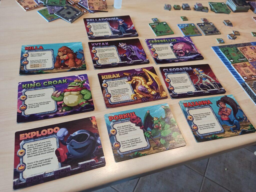 overboss a boss monster adventure meniac recensione 3