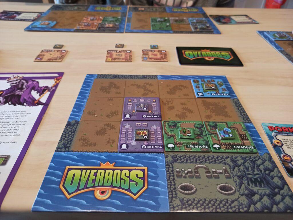 overboss a boss monster adventure meniac recensione 4