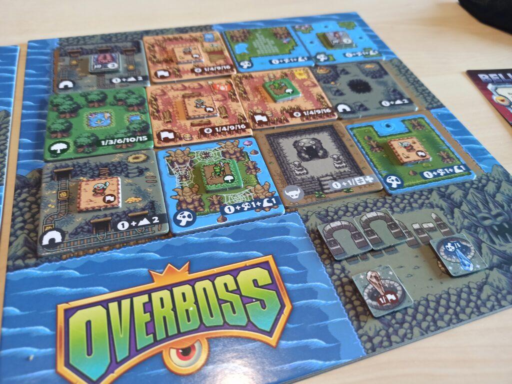 overboss a boss monster adventure meniac recensione 7
