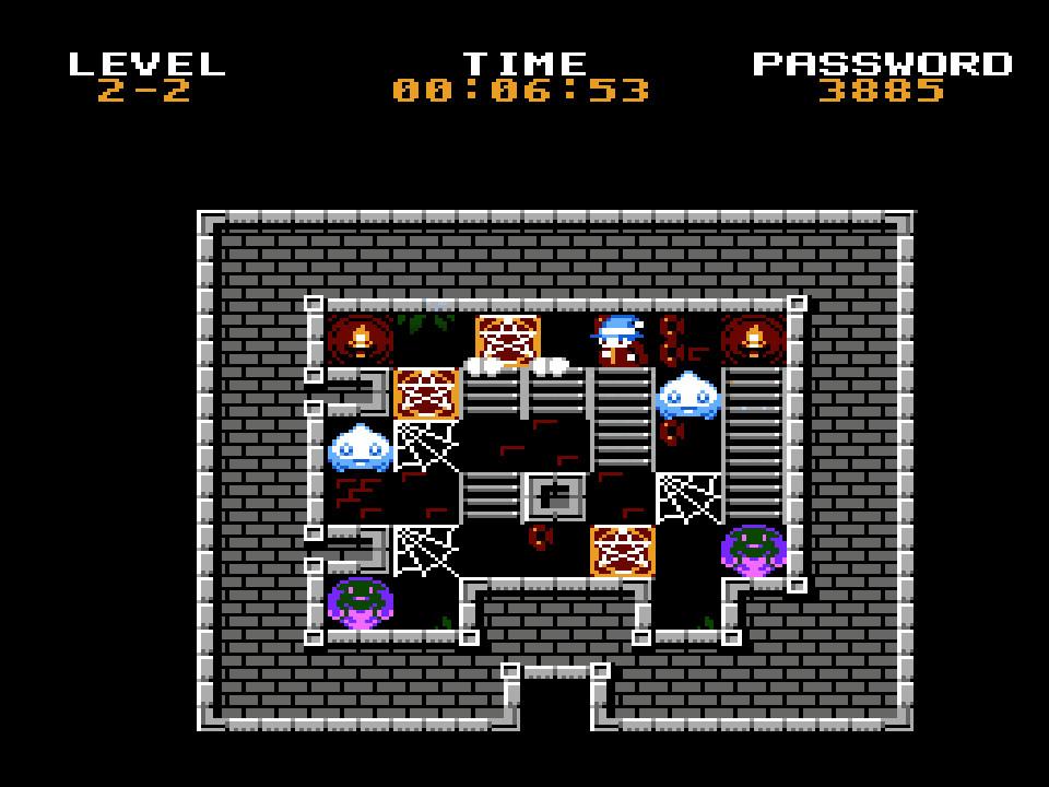 witch n wiz NES game meniac news 2