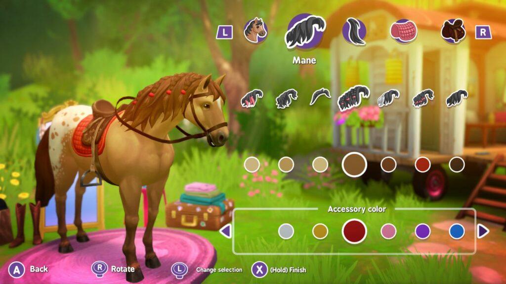 Horse Club Adventures_Screnshot meniac news 1