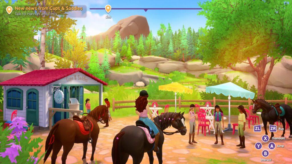 Horse Club Adventures_Screnshot meniac news 3
