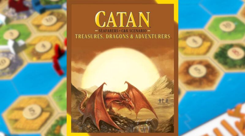 catan treasure dragons and adventurers meniac news 1