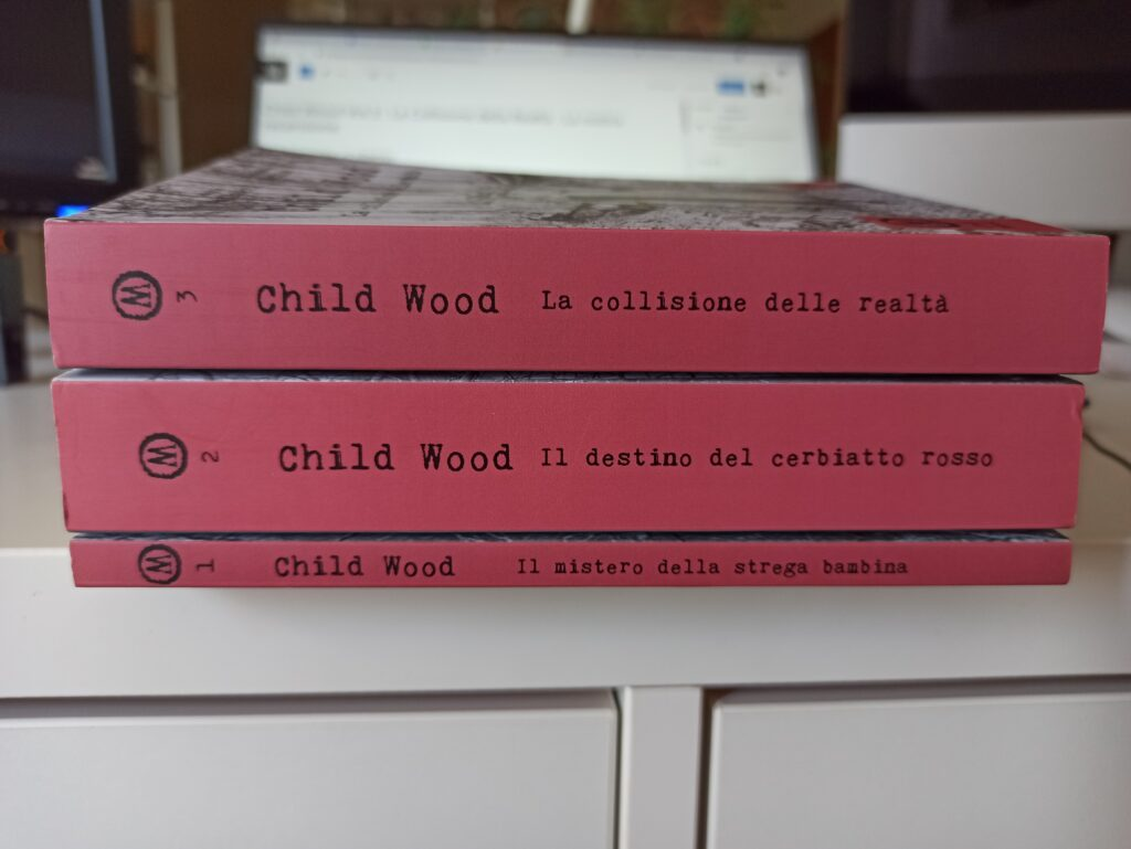 child wood la collisione delle realtà meniac recensione 2