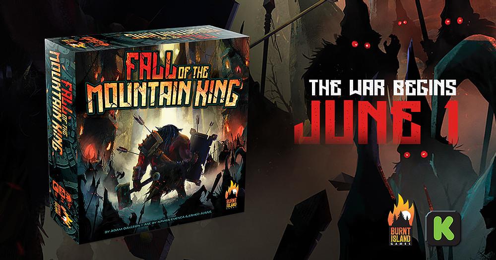 fall of the mountain king meniac news 1