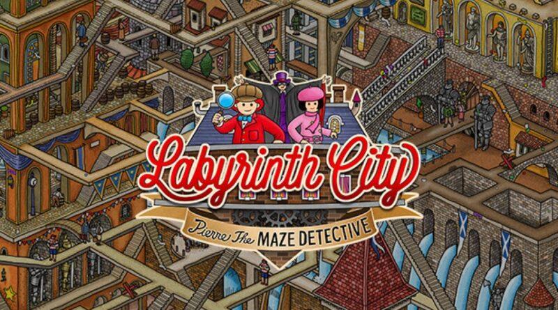 labyrinth city meniac news