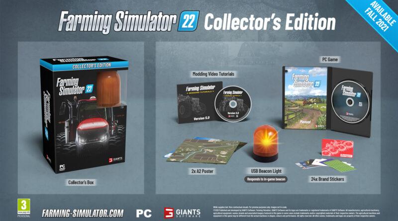 farming Simulator 22 meniac news