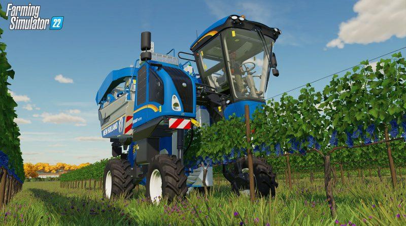 farming simulator 22 meniac news trailer 2