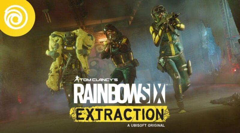 rainbow six extraction meniac news ubisoft