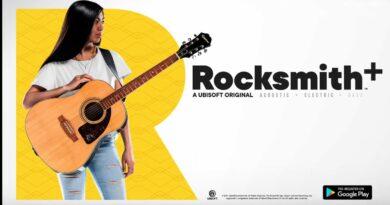 rocksmith + meniac news